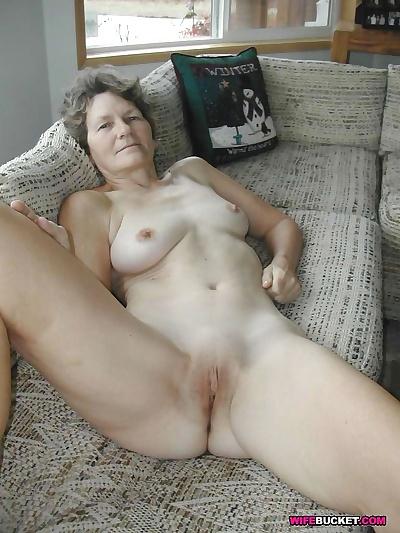 Real mature women
